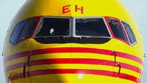 D-ALEH - DHL Cargo Boeing 757-200F aircraft