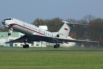RA-65729 - Russia - Air Force Tupolev Tu-134A