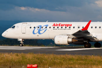 EC-LIN - Air Europa Embraer ERJ-195 (190-200)