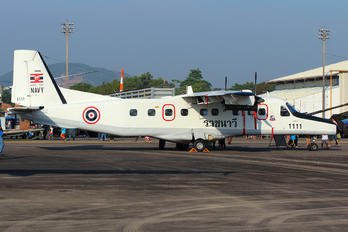 1111 - Thailand - Navy  Dornier Do.228