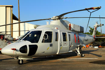 2312 - Thailand - Navy  Sikorsky S-76B