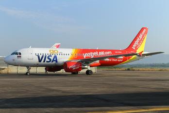 HS-VKA - Thai Vietjet Airbus A320