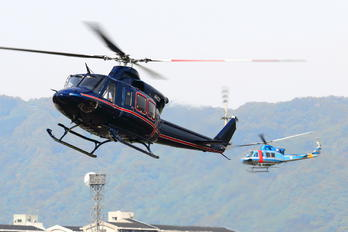 JA412V - Toho Air Service Bell 412SP
