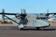 Rare visit of NASA Short C-23 Sherpa in Phoenix title=