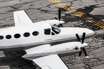 N425FZ - Private Cessna 425 Conquest I