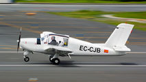 EC-CJB - Real Aero Club de La Coruña Morane Saulnier MS.880B Rallye Club aircraft