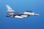 J-009 - Netherlands - Air Force General Dynamics F-16A Fighting Falcon aircraft