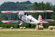 I-A134 - Private Bücker Bü.131 Jungmann aircraft