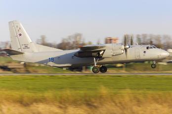 RF-36074 - Russia - Air Force Antonov An-26 (all models)