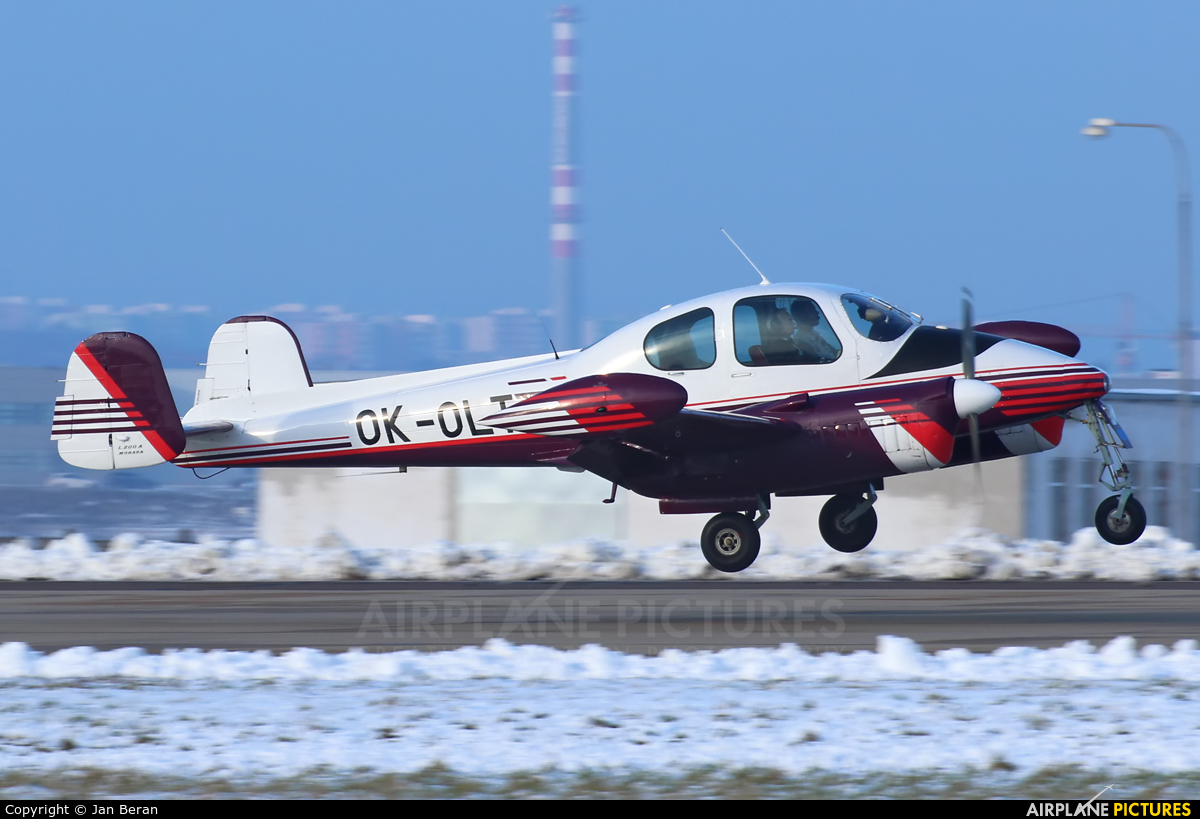 Blue Sky Service OK-OLT aircraft at Brno - Tuřany