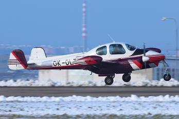 OK-OLT - Blue Sky Service LET L-200 Morava
