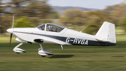 G-RVGA - Private Vans RV-6