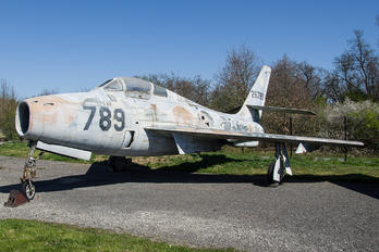 26789 - Private Republic F-84F Thunderstreak