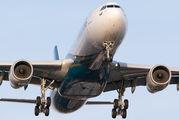 A40-DE - Oman Air Airbus A330-300 aircraft