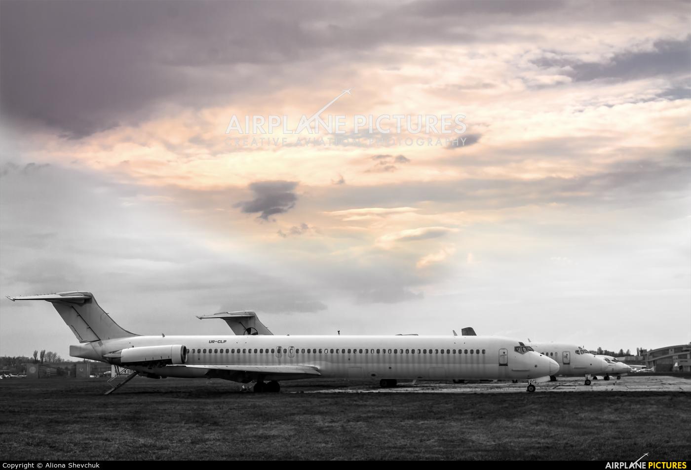 Unknown UR-CLP aircraft at Kyiv - Zhulyany