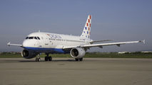 9A-CTG - Croatia Airlines Airbus A319 aircraft