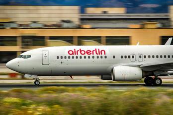 D-ABAF - Air Berlin Boeing 737-800