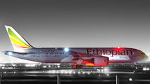 ET-AOO - Ethiopian Airlines Boeing 787-8 Dreamliner aircraft