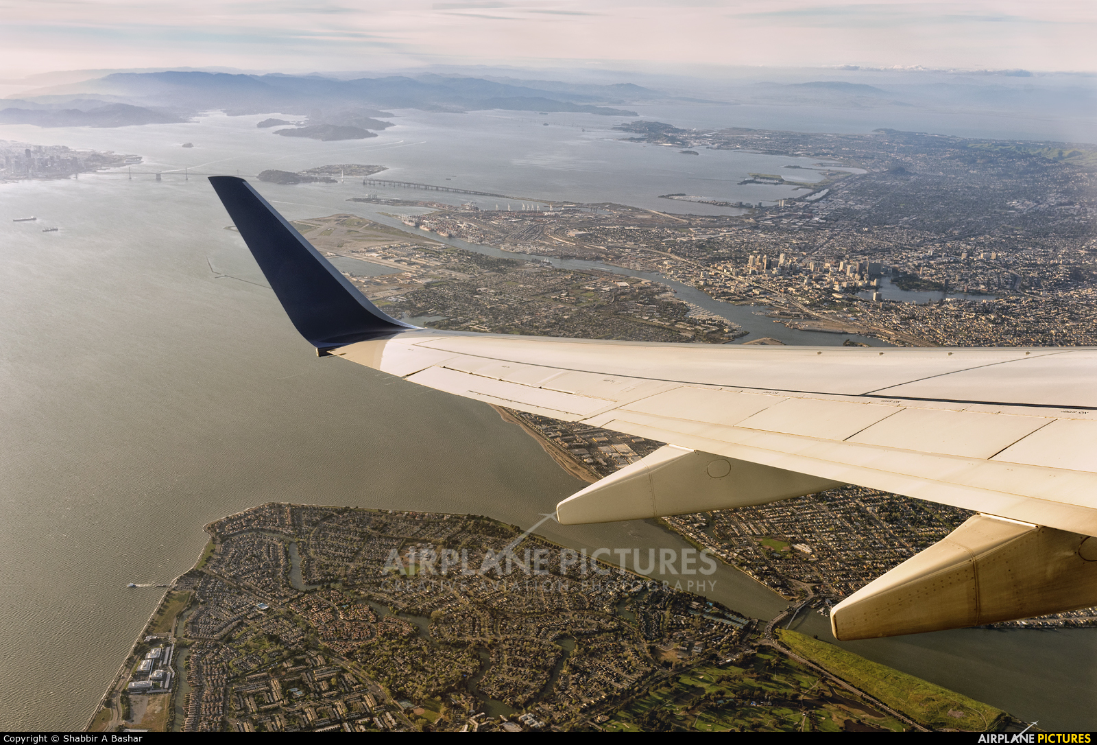 Delta Air Lines N823DN aircraft at In Flight - California