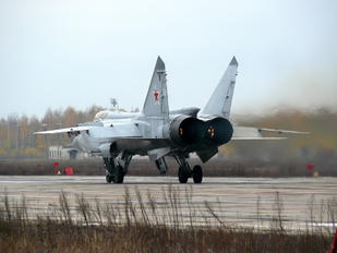 21 - Russia - Air Force Mikoyan-Gurevich MiG-31 (all models)