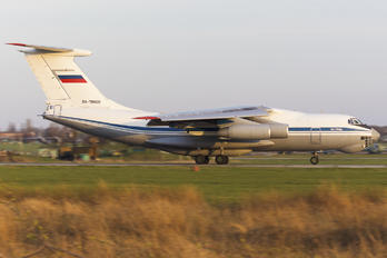 RA-78809 - Russia - Air Force Ilyushin Il-76 (all models)