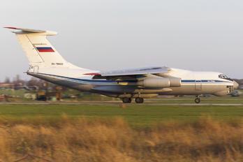 RA-78809 - Russia - Air Force Ilyushin Il-76 (all models)