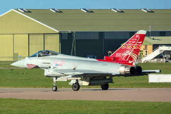 ZK353 - Royal Air Force Eurofighter Typhoon FGR.4