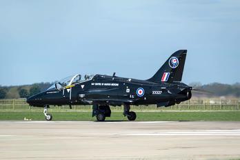 XX327 - Royal Air Force British Aerospace Hawk T.1/ 1A