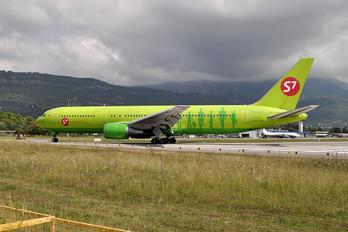 VQ-BBI - S7 Airlines Boeing 767-300ER