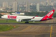 PT-MVC - TAM Airbus A330-200 aircraft