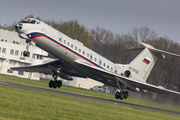 RA-65729 - Russia - Air Force Tupolev Tu-134A aircraft