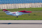 N420HE - Honda Aerospace Honda HA-420 HondaJet aircraft
