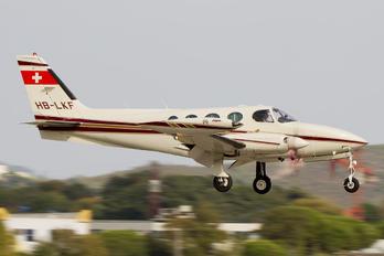 HB-LKF - Private Cessna 340