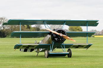403/17 - Private Fokker DR.1 Triplane (replica)