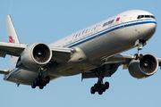 B-2031 - Air China Boeing 777-300ER aircraft