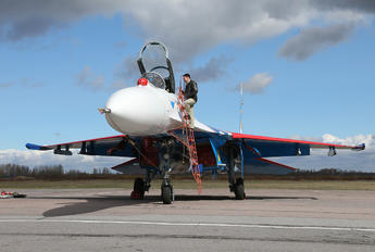 "11 - Russia - Air Force ""Russian Knights"" Sukhoi Su-27"