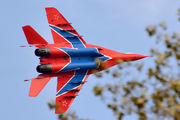 "05 - Russia - Air Force ""Strizhi"" Mikoyan-Gurevich MiG-29 aircraft"