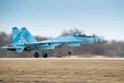 02 - Russia - Air Force Sukhoi Su-35 aircraft