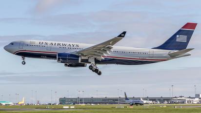 N292AY - US Airways Airbus A330-200