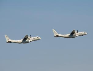 3206 - Mexico - Air Force Casa C-295M