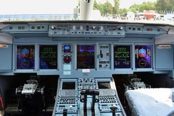 XA-BMO - Interjet Sukhoi Superjet 100