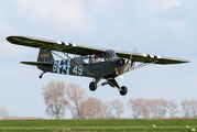 PH-UCS - Private Piper L-4 Cub aircraft