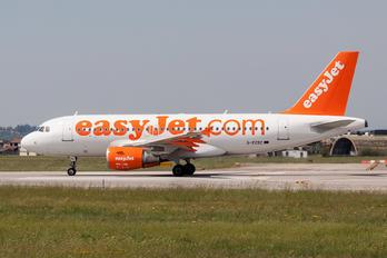 G-EZBZ - easyJet Airbus A319