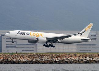 D-AALH - AeroLogic Boeing 777-200F