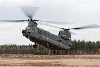 D-890 - Netherlands - Air Force Boeing CH-47D Chinook