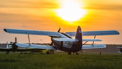 SP-ABM - Aeroklub Lubelski Antonov An-2