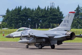 91-0399 - USA - Air Force Lockheed Martin F-16CJ Fighting Falcon