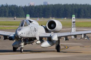 79-0106 - USA - Air Force Fairchild A-10 Thunderbolt II (all models)