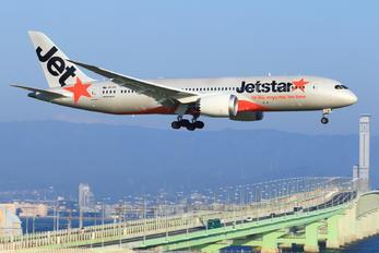 VH-VKI - Jetstar Airways Boeing 787-8 Dreamliner