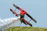 N540S - Skip Stewart Airshows Pitts S-2S Special aircraft